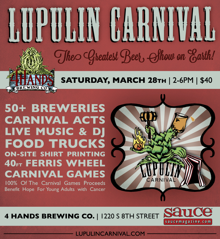 4th Annual Lupulin Carnival Presented By 4 Hands
